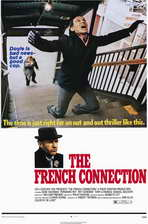 The French Connection - 11 x 17 Movie Poster - Style A