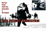 The French Connection - 27 x 40 Movie Poster - Style B