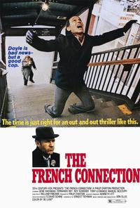 The French Connection - 27 x 40 Movie Poster - Style A
