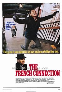 The French Connection - 43 x 62 Movie Poster - Bus Shelter Style A