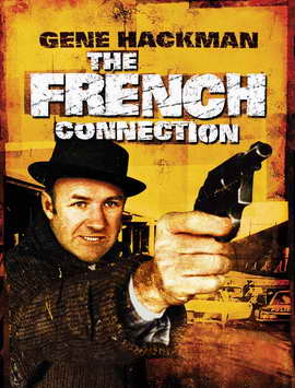 The French Connection - 11 x 17 Movie Poster - Style I