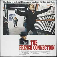 The French Connection - 30 x 30 Movie Poster - Style A