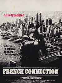 The French Connection - 11 x 17 Movie Poster - French Style A