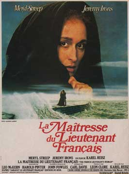 The French Lieutenant's Woman - 11 x 17 Movie Poster - French Style A