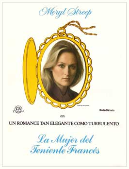 The French Lieutenant's Woman - 11 x 17 Movie Poster - Spanish Style A