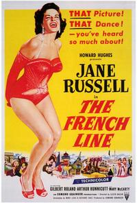 The French Line - 27 x 40 Movie Poster - Style A