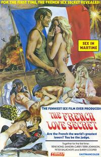 The French Love Secret - 27 x 40 Movie Poster - Style A