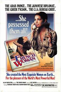 The French Woman - 27 x 40 Movie Poster - Style A