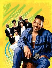 The Fresh Prince of Bel-Air - 27 x 40 TV Poster - Style A