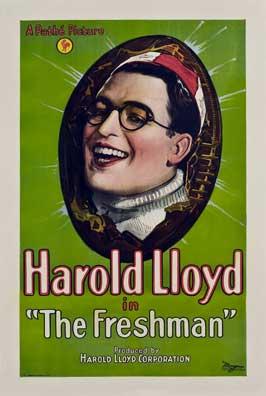 The Freshman - 11 x 17 Movie Poster - Style B