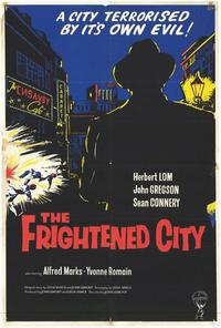 The Frightened City - 11 x 17 Movie Poster - Style A
