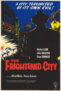 The Frightened City - 27 x 40 Movie Poster - Style A