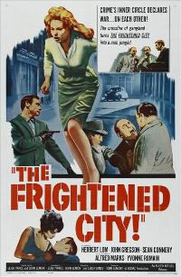 The Frightened City - 11 x 17 Movie Poster - Style B