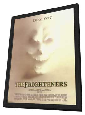 The Frighteners - 11 x 17 Movie Poster - Style A - in Deluxe Wood Frame