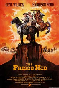 The Frisco Kid - 27 x 40 Movie Poster - UK Style A