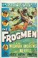 The Frogmen - 11 x 17 Movie Poster - Style A
