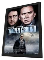 The Frozen Ground - 27 x 40 Movie Poster - Style A - in Deluxe Wood Frame