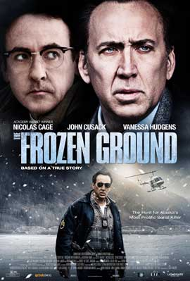 The Frozen Ground - 11 x 17 Movie Poster - Style A