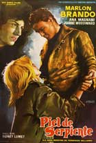 The Fugitive Kind - 27 x 40 Movie Poster - Spanish Style A