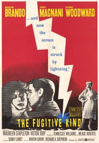 The Fugitive Kind - 11 x 17 Movie Poster - Style A