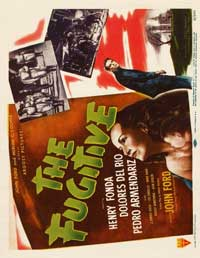 The Fugitive - 30 x 40 Movie Poster - Style A