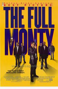 The Full Monty - 27 x 40 Movie Poster - Style A