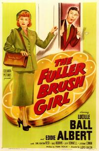 The Fuller Brush Girl - 11 x 17 Movie Poster - Style A