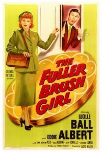 The Fuller Brush Girl - 27 x 40 Movie Poster - Style A