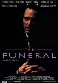 The Funeral - 11 x 17 Movie Poster - Belgian Style A