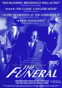 The Funeral - 11 x 17 Movie Poster - Style C