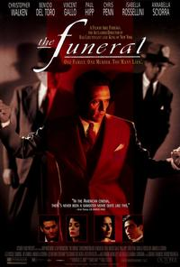 The Funeral - 27 x 40 Movie Poster - Style B