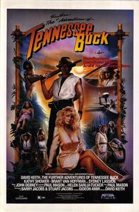 The Further Adventures of Tennessee Buck - 27 x 40 Movie Poster - Style A