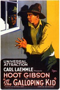 The Galloping Kid - 11 x 17 Movie Poster - Style B