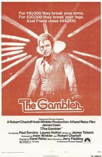 The Gambler - 11 x 17 Movie Poster - Style B