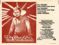 The Gambler - 11 x 14 Movie Poster - Style A