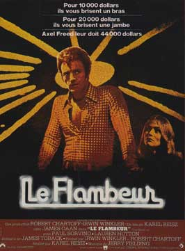 The Gambler - 11 x 17 Movie Poster - French Style A