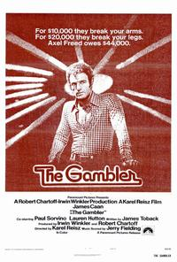 The Gambler - 27 x 40 Movie Poster - Style A