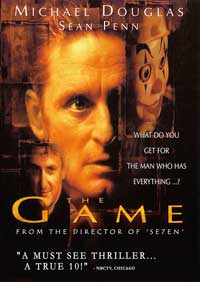 The Game - 11 x 17 Movie Poster - Style B