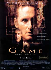 The Game - 11 x 17 Movie Poster - Spanish Style A