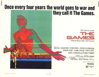 The Games - 11 x 14 Movie Poster - Style A