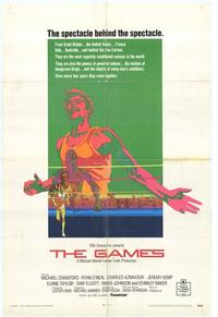 The Games - 11 x 17 Movie Poster - Style A