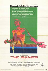The Games - 27 x 40 Movie Poster - Style A