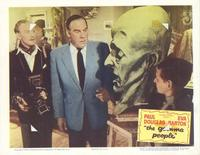 The Gamma People - 11 x 14 Movie Poster - Style A