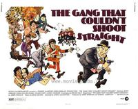 The Gang That Couldnt Shoot Straight - 11 x 14 Movie Poster - Style A
