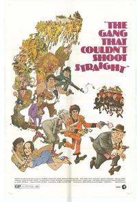 The Gang That Couldnt Shoot Straight - 27 x 40 Movie Poster - Style A