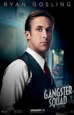 The Gangster Squad - 11 x 17 Movie Poster - Style J