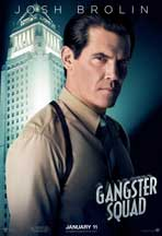 The Gangster Squad - 11 x 17 Movie Poster - Style G