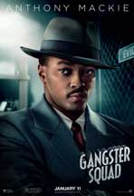 The Gangster Squad - 11 x 17 Movie Poster - Style H