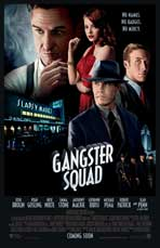 The Gangster Squad - 11 x 17 Movie Poster - Style B