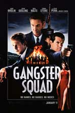 The Gangster Squad - DS 1 Sheet Movie Poster - Style A